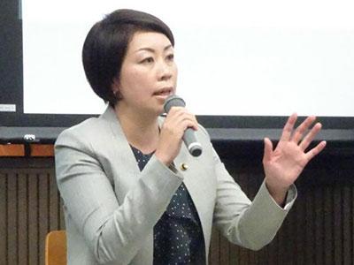 日本地方自治体研究学会でのパネルディスカッションにて